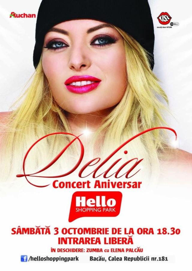 Concert DELIA aniversar