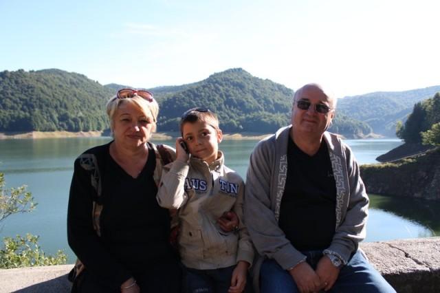 3. Lac Vidraru 2011- prima pagina