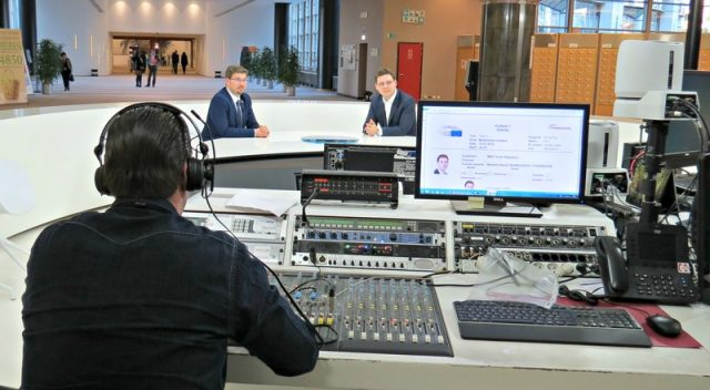 Necula - Negrescu: Declaratie comuna la Parlamentul European