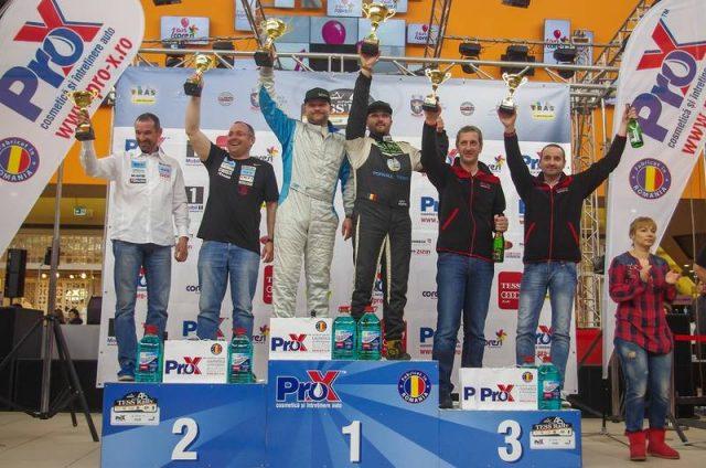 Podium 2RM - Tess Rally Bv 2016