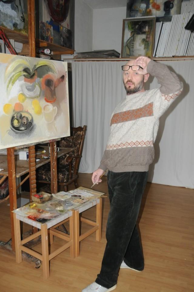 Pictorul Ion Luci  Mihalache