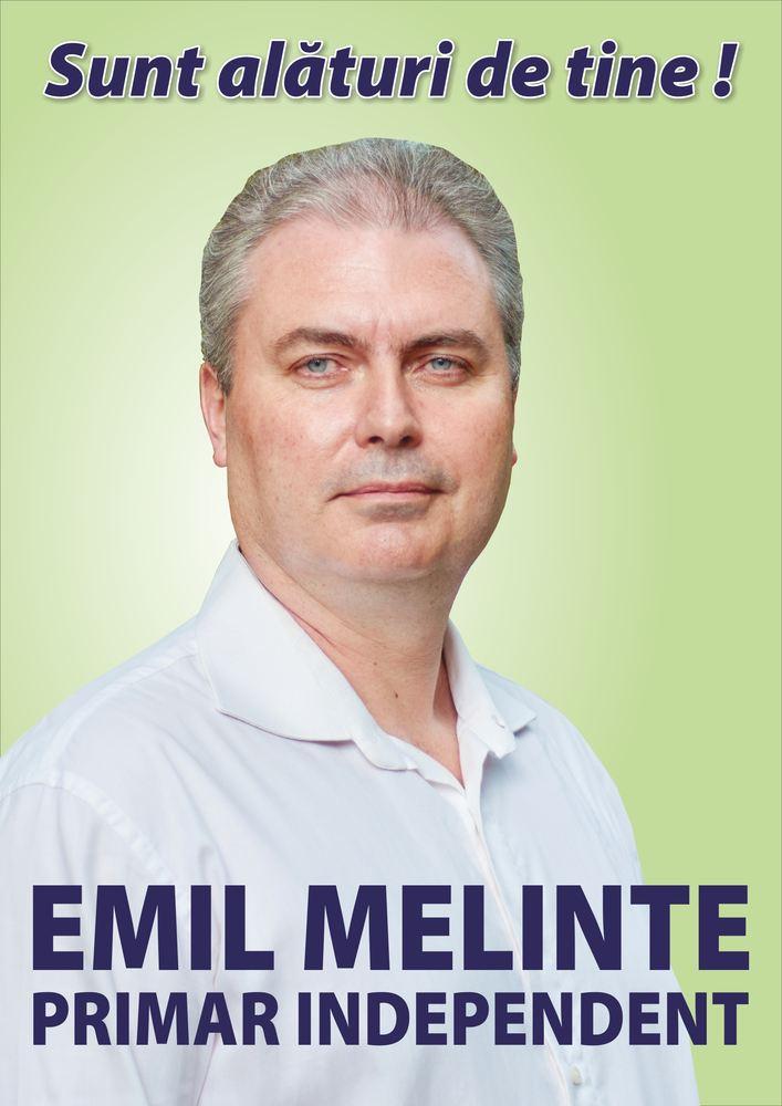 Afis Emil Melinte 2016