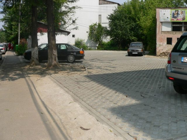 Parcare ecologica pe Carpati, refuzata la receptie / Gh. Baltatescu