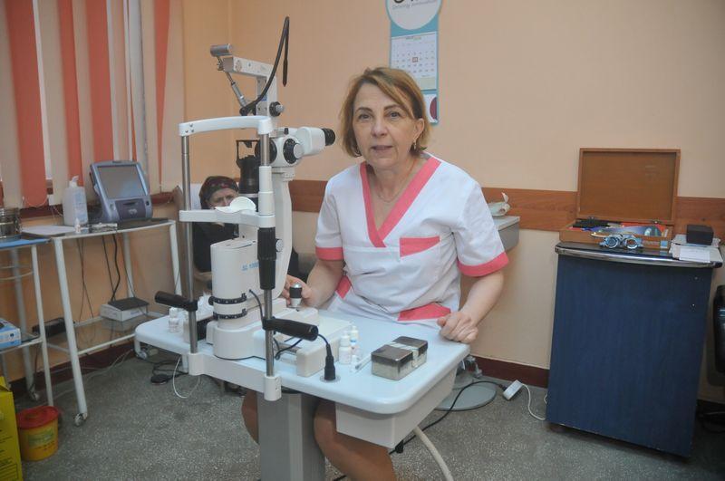 sectia oftalmologie bacau blestem miopia