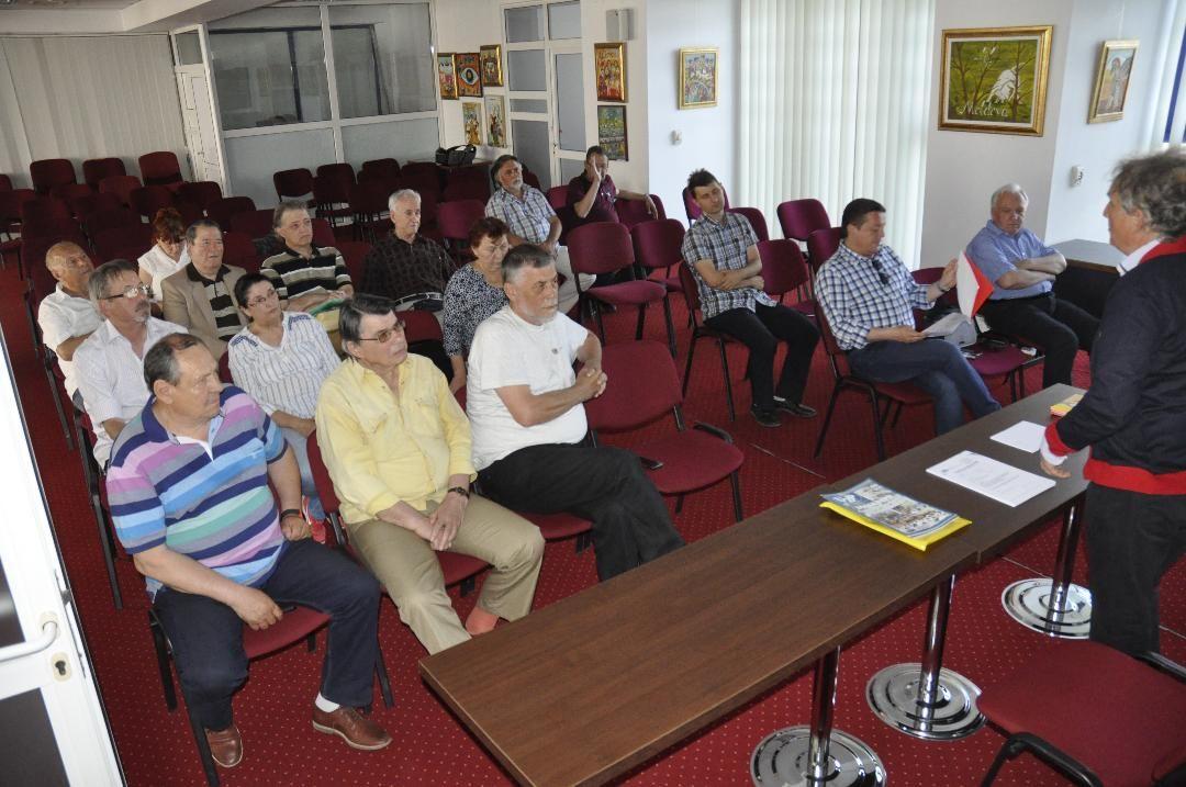 Alegeri în Filiala Bacău-Neamț a UZPR