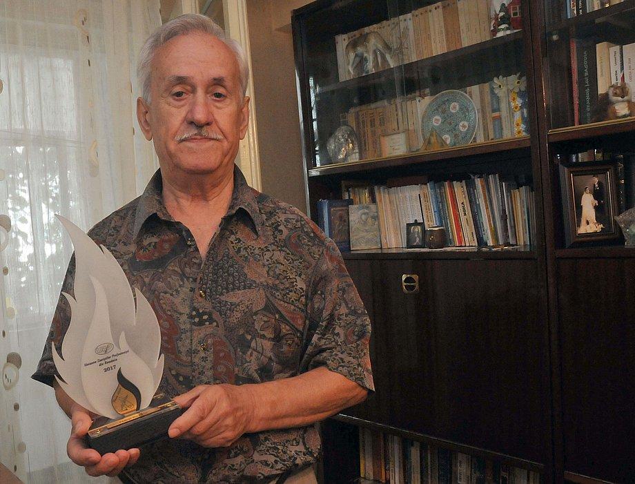 Jurnalistul Mihai Buznea, premiat la Gala UZPR