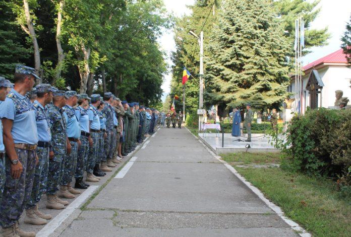 Ziua Aviaţiei Române, la Baza 95 Aeriană Bacău