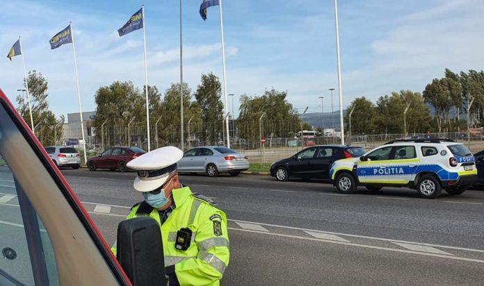 Acțiune majoră a Poliției Rutiere pe șoselele județului